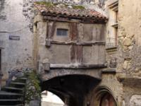 Ruelle médiévale