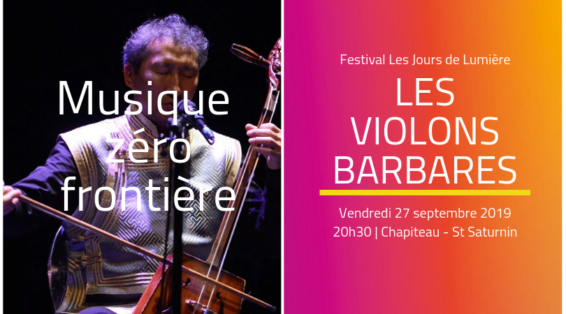 Concert Violons Barbares